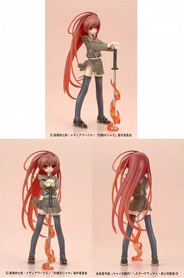 SHAKUGAN NO SHANA - Shana #1 from Chapter 1 (A DOOM) PVC Statue