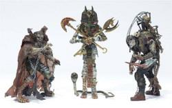 McFarlane Monsters Deluxe 3-Pack - Classic Horror