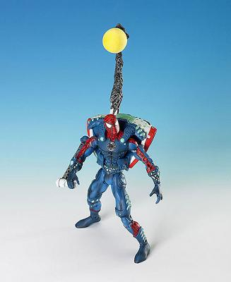 Spiderman Classic Serie 13: SOAK \'N TOSS SPIDER-MAN
