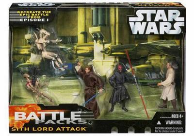 Battle of Theed Battle Pack