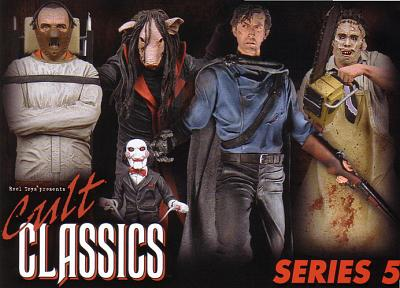 Cult Classics Series 5 Jigsaw Killer