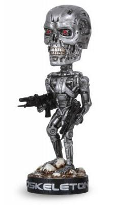 Terminator 2 Bobble Head - Endoskeleton