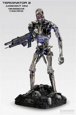 1:2 - T-800 Endoskeleton - from \'\'Terminator 2\'\'