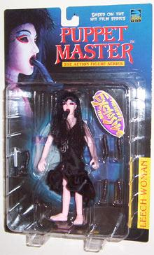 Puppet Master Leech Woman Preview Exclusive