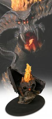 The Balrog of Moria Statue - New Sculpture