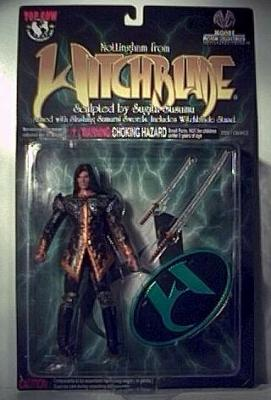 Witchblade Black Nottingham