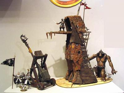 Pelenor Field Deluxe Playset
