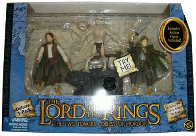 Quest of Mordor 3er Pack