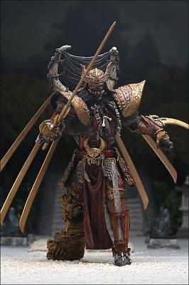 Spawn Serie 19: Samurai Spawn