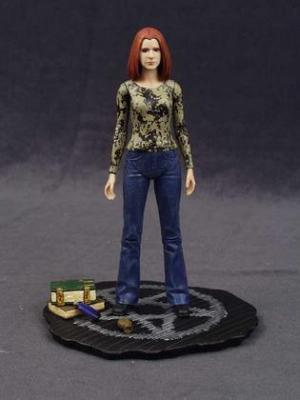 Buffy-The Vampire Slayer Transformation Willow