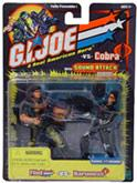 Gi Joe Flint vs. Baroness