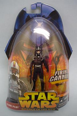 E3 BLACK Clone Pilot (Firing Cannon)
