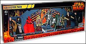 Star Wars KB ROTS Collectors Pack