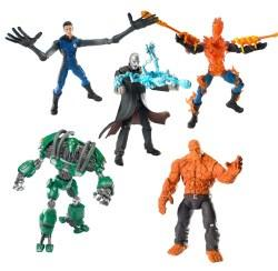 Fantastic Four Movie 1 Series 5 Dr. Doom `Electro-Shock`