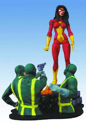 Action Figure Marvel Select Spider-Woman