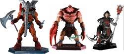 Masters of the Universe - 15cm Resin Serie 1 Statuen(3) Set