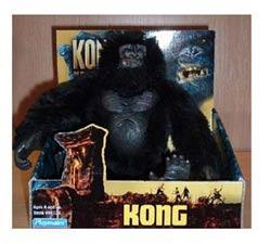 King Kong - 15cm Mini Plush / Plüschfigur