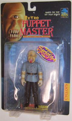 Puppet Master Cyclops Preview Exclusive