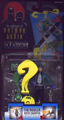 Batman The Riddler (Roto Chopper)