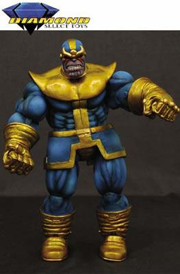 Thanos Actionfigur