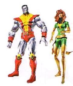 "Marvel Legends 12"" Icons Asst. 6 (2 Figuren)"