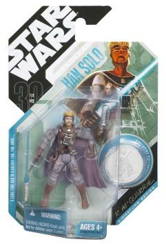 30th Wave 7 - McQuarrie Concept Han Solo