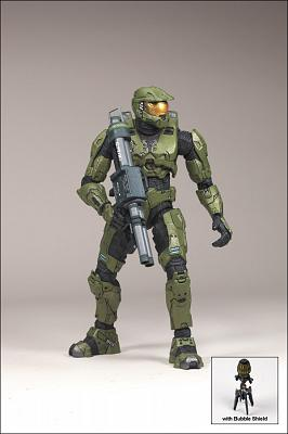 McFarlane\'s Halo series 4 Master Chief AF