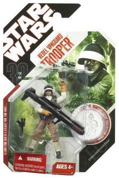30th Wave 8 - Rebel Vanguard Trooper