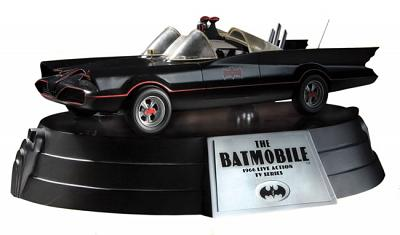 BATMAN - 1966 Live Action TV Series Batmobile Replica