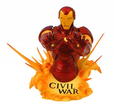 IRON MAN - Bust Marvel Universe Civil War