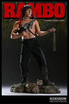 Rambo First Blood Part II - Premium Format Figure
