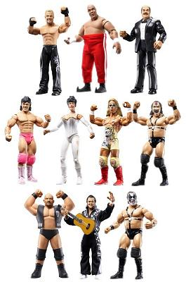 WWE Classic Superstars Serie 14 Actionfiguren Demolition Ax