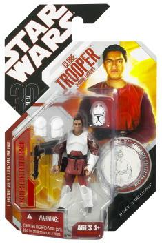 30th Wave 9 - Clone Trooper Trainning