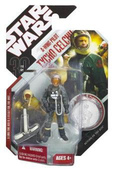 30th Wave 7 - Tycho Celchu A-Wing Pilot