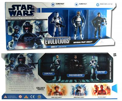 Clone Wars Evolution Pack Wave 1 Imperial Piot