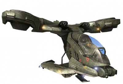 Halo 3 Flying Hornet (infra red control)