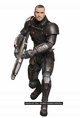 "Mass Effect 2 Commander Shepard 7"" AF"