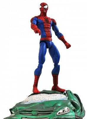 Marvel Select - Spiderman action figure