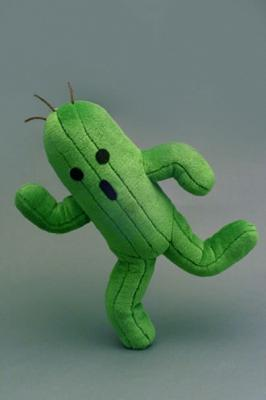 FINAL FANTASY SERIES - Cactuar Plush