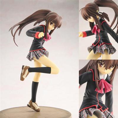 LITTLE BUSTERS - Rin Natsume 1/8 Scale PVC Statue