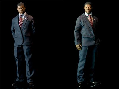 24 - 1/6 President David Palmer Collectors Edition Action Figure