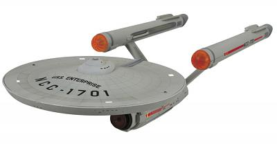 STAR TREK - USS Enterprise NCC - 1701 Ship