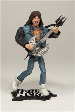 Guitar Hero Actionfiguren Serie 1 Axel Steel 18 cm