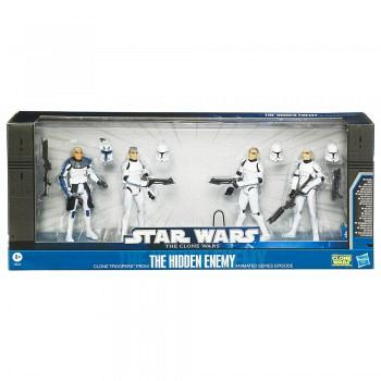Star Wars Battle Pack Battle Pack Hidden Enemy