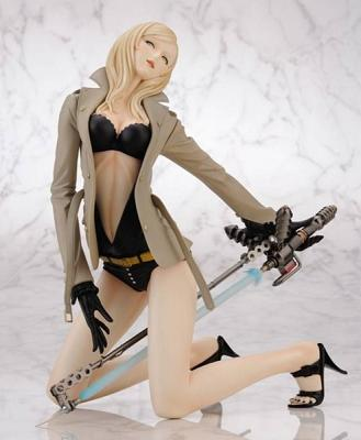 No More Heroes 2: Desperate Struggle Sylvia Christel PVC Statue
