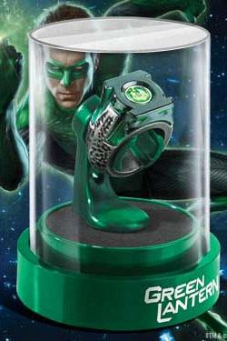 Green Lantern Movie Replik 1/1 Hal Jordan´s Ring