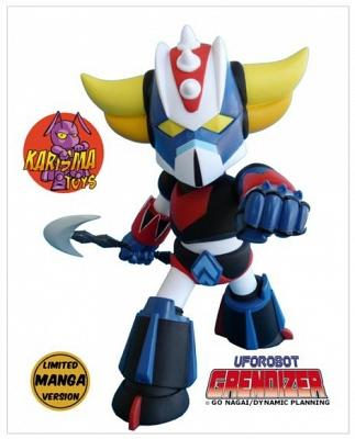 Grendizer Baby Super Deformed 16 cm Manga Version