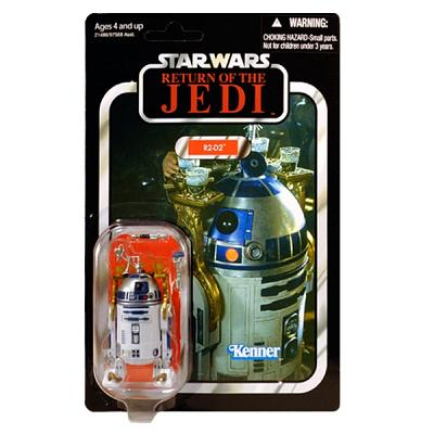 Hasbro Star Wars 2011 Vintage Collection R2-D2