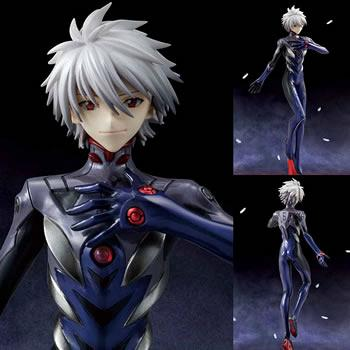 EVANGELION 2.0 -YOU CAN (NOT) ADVANCE - G.E.M.Series Kaoru Nagis