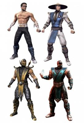 Mortal Kombat 9 Johnny Cage
